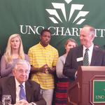 Levines boost support of UNC Charlotte scholars program with $13M gift