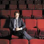 Teddy Abrams looks to create new fans of the Louisville Orchestra, one handshake at a time