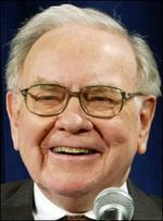 Surprise as Warren Buffett lunch raises just $1 million