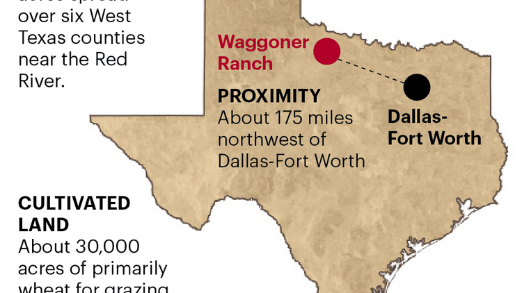 Waggoner Ranch: If you want to buy it - Dallas Business Journal