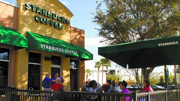 Starbucks sees a new frappuccino in your future