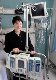 Administrator Janet Wagner CEO of Sutter Davis Hospital