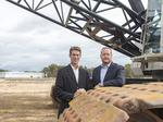 Prospect of big leases drives construction