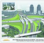 Georgia DOT awards contract for I-285/Ga. 400 interchange project