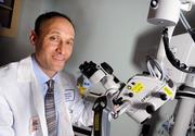 Physician, specialist Dr. Brian Rubinstein  Founder, Faces of Tomorrow; surgeon, Kaiser Permanente
