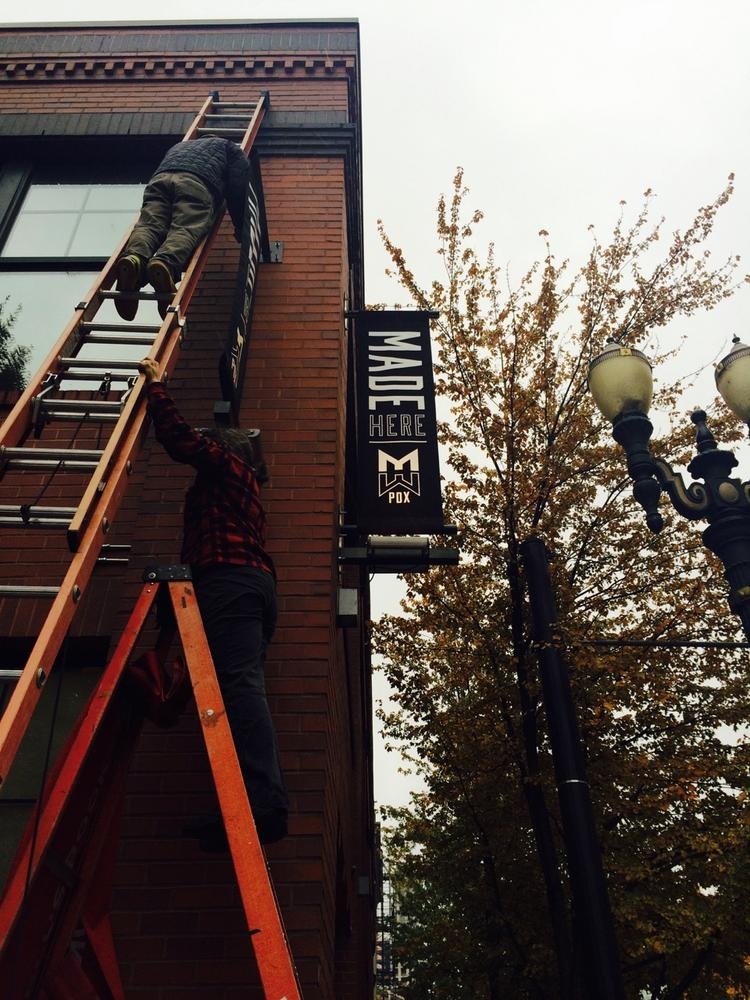 In A Collision Of Portland Edginess, Local Retailer, Makers To Open  Eastside Furniture Store