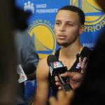 Report: Charlotte native Steph <strong>Curry</strong> to be NBA MVP again
