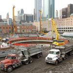 Chicago Spire bankruptcy formally ends; site's future unclear