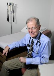 Public health advocateDr. Robert Hartmann Internist, Sutter Amador Hospital; Public health officer, Amador County; Teacher, UC Davis Rural PRIME