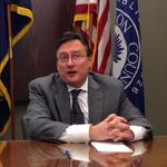 Report: Ex-Jackson County executive <strong>Sanders</strong> led kickback scheme