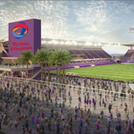 Is Orlando City Soccer Club courting Total S.A. for stadium naming rights?