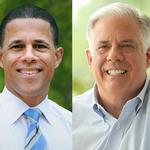 Businessman Larry Hogan pulls off stunning upset to become Maryland governor