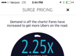 Uber's version of trick or treat: $455 for 15-minute Halloween ride