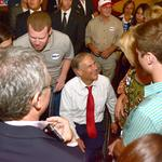 Abbott takes governorship; Patrick wins lieutenant governor's race