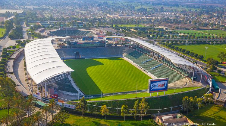StubHub Center to change name to Dignity Health Sports Park