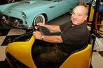 The Collectors: George Passadore loves cars and the 1950s