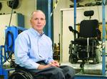 Robotic arm invented at Pitt could mean more freedom for people who need wheelchairs