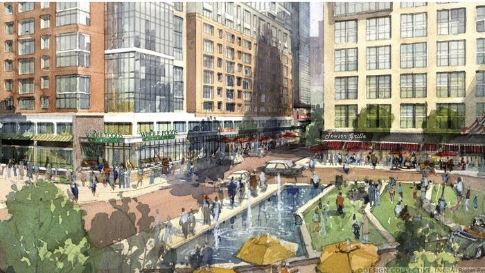 Brian Gibbons: Interest in Towson Row at ICSC 'is very positive'