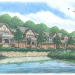 New townhome development in south Charlotte kicks off with 'tear down party'