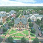 Berewick adds to town center