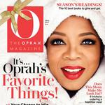 Oprah wears Cincinnati-made product for Favorite Things magazine cover