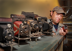 The Collectors: +Citizen's <strong>Drew</strong> <strong>Klonsky</strong> snaps up vintage cameras