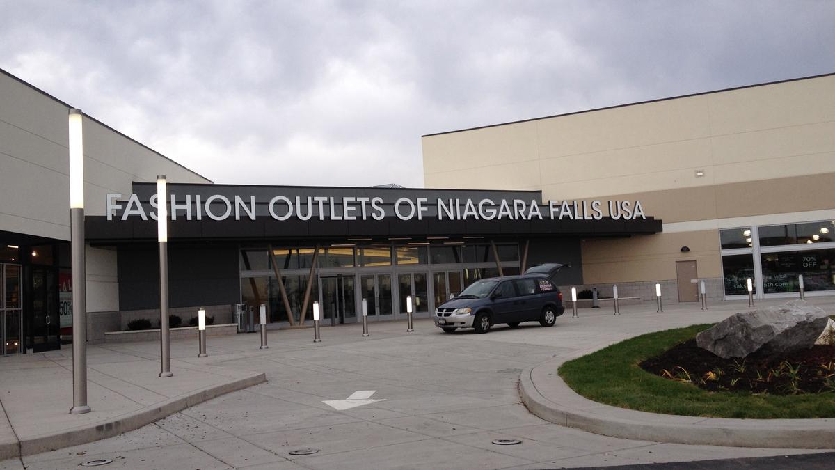 Fashion Outlet Mall Buffalo