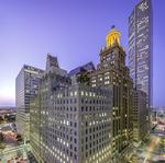 Historic office buildings in downtown Houston for sale