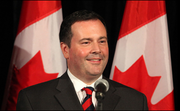 Jason Kenney is Canada's minister of Citizenship, Immigration, and Multiculturalism.