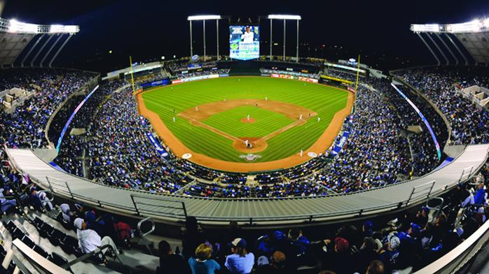 Want to catch a home run ball at The K? Here's where to sit