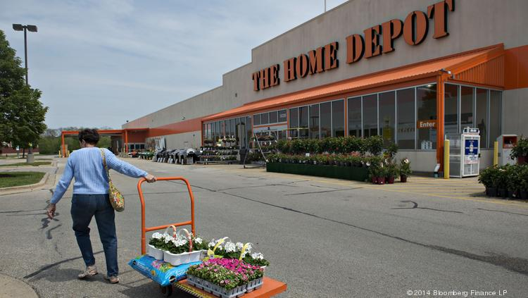 Home Depot Eyes Delivery From S