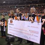 Here's what Cincinnati Children's will do with $1.3M from Devon Still jersey sales