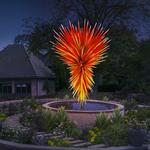 <strong>Chihuly</strong> exhibit helps Denver Botanic Gardens draw highest visitor numbers in North America (Slideshow)