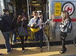 Gov. Brown approval of Caltrain, Bay Area bridges tax bills draws business praise