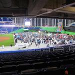 Marlins Park commercial space half full after new lease