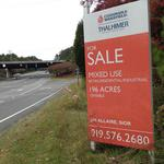 300 acres on edge of RTP sold for mixed-use development
