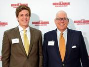 Quinn Marker and Jim Marker with Northwestern Mutual