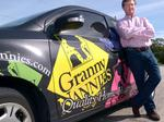 2 questions with Granny Nannies CEO Robert Hodgson