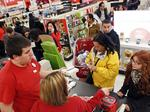 Here's how many bargain hunters hit the stores — and online — this past weekend
