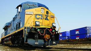 Dozens of former CSX employees take the railroad to court