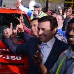 Ford president, CEO Mark Fields to speak at Louisville event next month