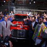 <strong>Ford</strong> begins production of new aluminum F-150