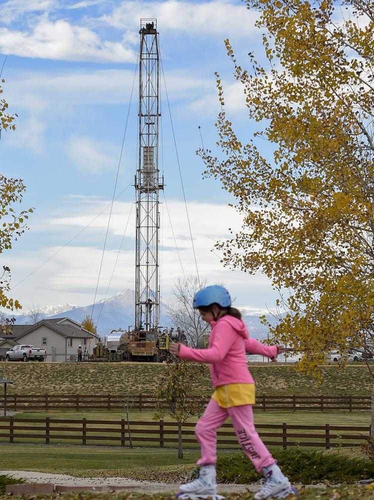 Firestone St Louis >> Colorado House passes bill to push oil and gas drilling back from schools - Denver Business Journal