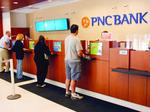 PNC to cut 100 branches by year-end