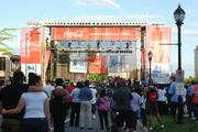 Musical appearances are taking place through Saturday at Speed Street's Coca-Cola stage, located next to the NASCAR Hall of Fame. Schedules and other information are available at 600festival.com.