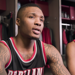 Damian Lillard's star keeps rising, this time with another Adidas commercial