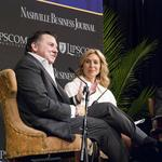 Slideshow: Hundreds turn out to listen to <strong>Michael</strong> Burcham at the Nashville Business Breakfast