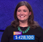 'Jeopardy!' star Julia <strong>Collins</strong> talks 'Tournament of Champions,' $478,000 in winnings and what's next