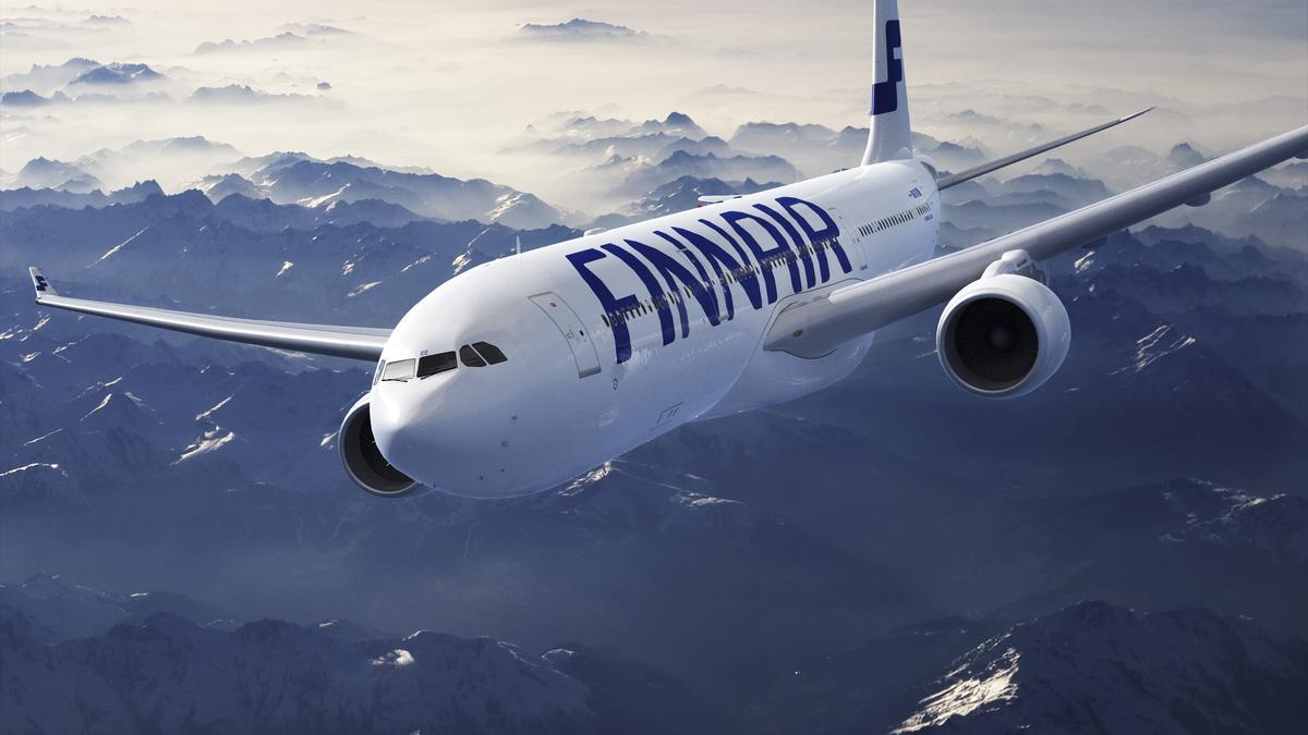 Finnair Mainos