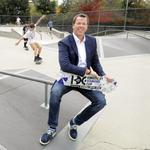 Tim McFerran, CEO, World Skateboarding Grand Prix